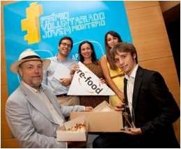 REFOOD-2011 – Prémio Voluntariado Jovem do Banco Montepio 2011
